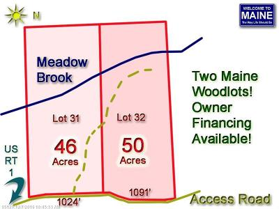 Amity Residential Lots & Land For Sale: Lot 31 Cone Rd