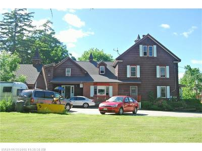 Saco Multi Family Home Pending: 32 Clark Street