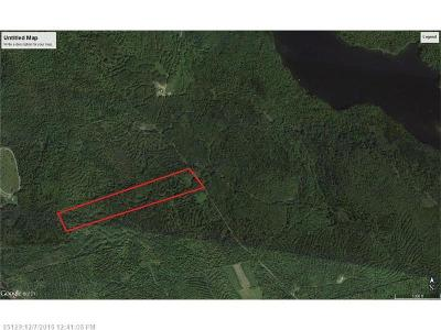 Danforth Residential Lots & Land For Sale: Lot 16b Chadwick Point Rd