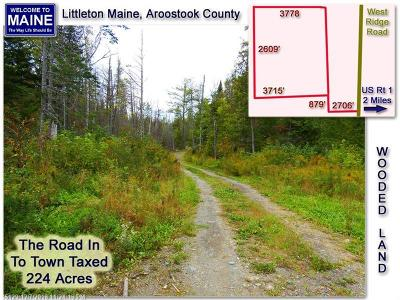 Littleton Residential Lots & Land For Sale: Lot 1a Foster Rd