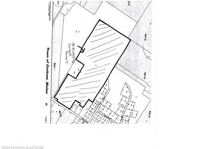 York County, Cumberland County Residential Lots & Land For Sale: 135 Brackett Rd