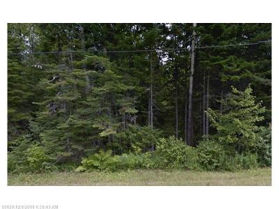 Caribou Residential Lots & Land For Sale: Lot 35a Bowles Rd