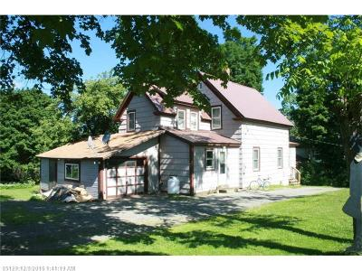 Houlton Single Family Home For Sale: 31 Park St