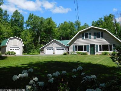Mapleton Single Family Home For Sale: 347 Carvell Rd