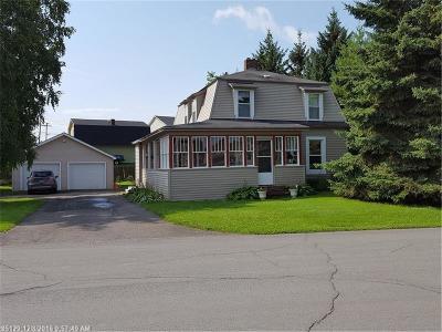 Caribou Single Family Home For Sale: 43 Washington St