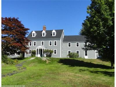 Kennebunk Single Family Home For Sale: 61 Boothby Rd
