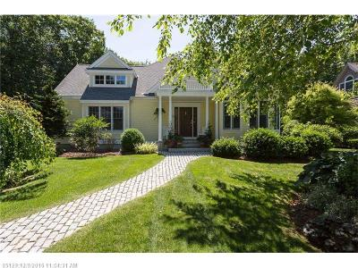 Kennebunk Single Family Home For Sale: 12 Admirals Way