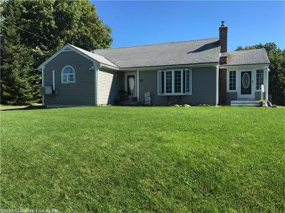 Caribou Single Family Home For Sale: 43 Page Ave