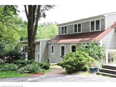 Kittery Single Family Home For Sale: 9 Goodwin Rd