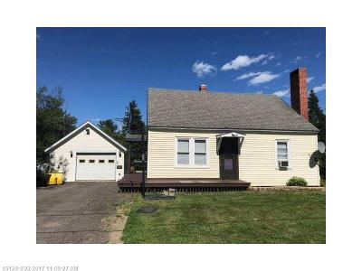 Houlton Single Family Home For Sale: 38 Chandler St