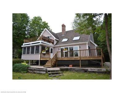 Gouldsboro Single Family Home For Sale: 104 Justin Lane