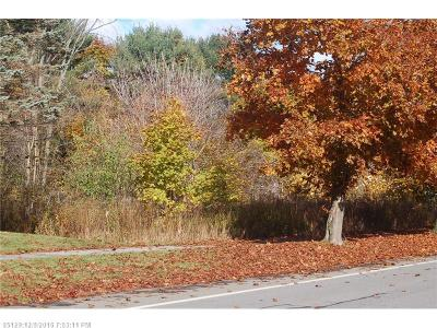 Brewer Residential Lots & Land For Sale: 0 North Main St