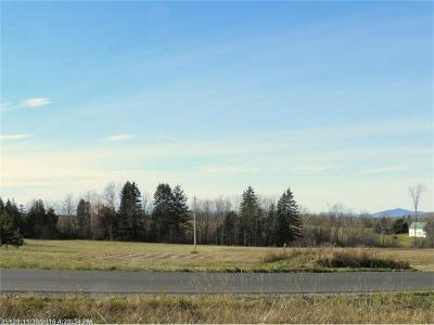 Oakfield Residential Lots & Land For Sale: 191 Thompson Settlement Rd