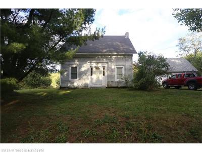 Sullivan Single Family Home For Sale: 277 Taunton Dr