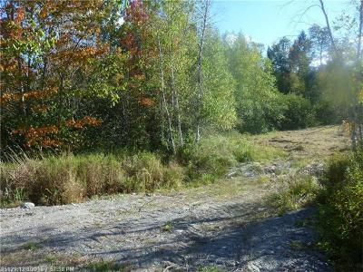 Hampden Residential Lots & Land For Sale: 403 Sawyer Rd