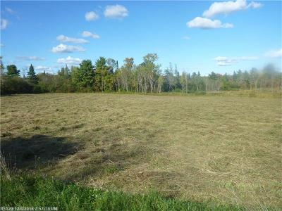 Hampden Residential Lots & Land For Sale: 347 Sawyer Rd