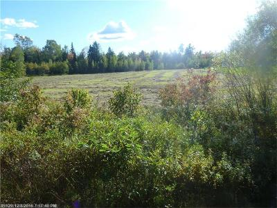 Hampden Residential Lots & Land For Sale: Lot 43-9 Sawyer Rd