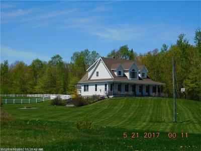 Presque Isle Single Family Home For Sale: 129 Williams Rd
