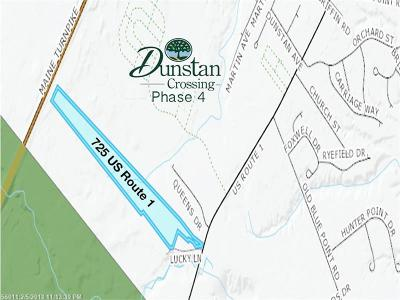 Scarborough Residential Lots & Land For Sale: 725 Us Route 1