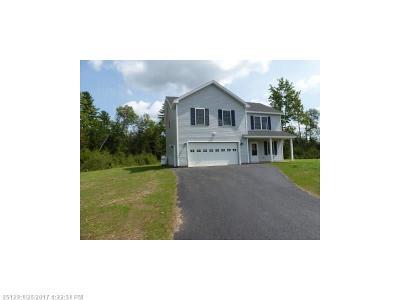 Hampden Single Family Home For Sale: 173 Monroe Rd