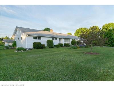 Sherman Single Family Home For Sale: 117 Woodbridge Corner Rd