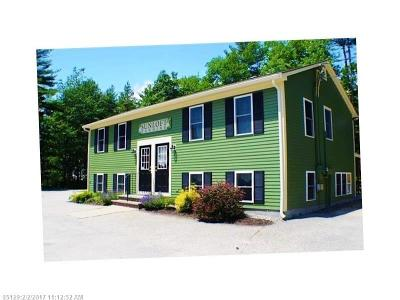 Kennebunk Single Family Home For Sale: 91 York St