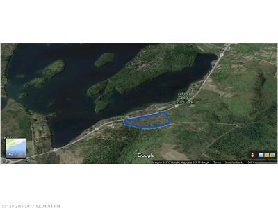 Residential Lots & Land For Sale: 205 Me Route#3 Belfast Augusta Rd
