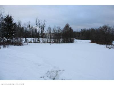 Presque Isle Residential Lots & Land For Sale: 28 Center St