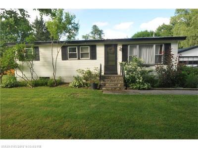 Levant Single Family Home For Sale: 4143 Union St