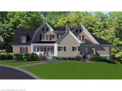 Kennebunk Single Family Home For Sale: 14 Salt Meadow Ln