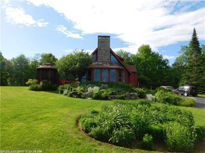Single Family Home For Sale: 124 Jackson Rd