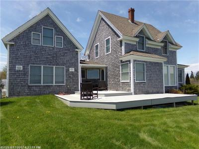 Gouldsboro Single Family Home For Sale: 48 Main St