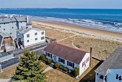 Old Orchard Beach Single Family Home For Sale: 1 Scollard Rd