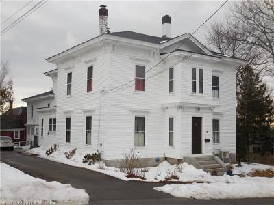 Bangor Single Family Home For Sale: 53 Highland Ave.