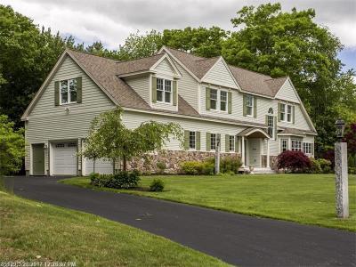 Kennebunk Single Family Home For Sale: 20 Madaket Ln