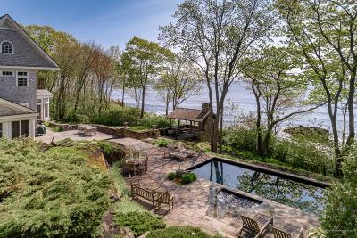 Cape Elizabeth Single Family Home For Sale: 1172 Shore Road