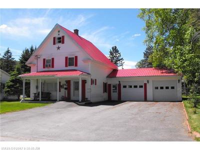 Fort Kent Single Family Home For Sale