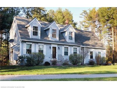 Kennebunk Single Family Home For Sale: 5 Remington Way