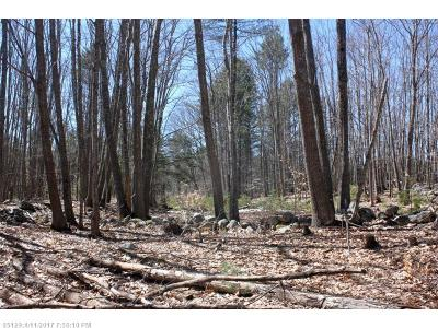 York County, Cumberland County Residential Lots & Land For Sale: 1276 Us Route 1