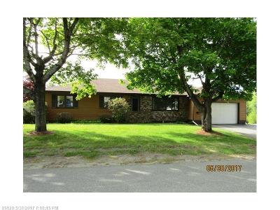 Milo Single Family Home For Sale: 12 Prospect St