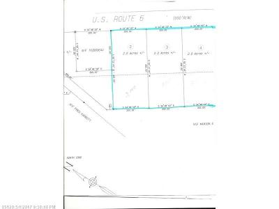 Lincoln Residential Lots & Land For Sale: Lot 3 Lee Rd