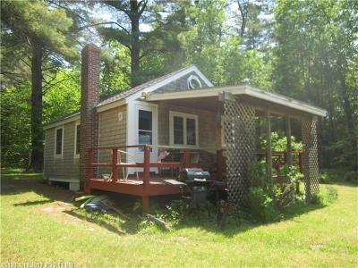Single Family Home For Sale: 4 Haskell Rd