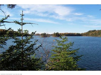 Residential Lots & Land For Sale: Map 40 Lot 83 Lyons (Huckins Neck) Rd