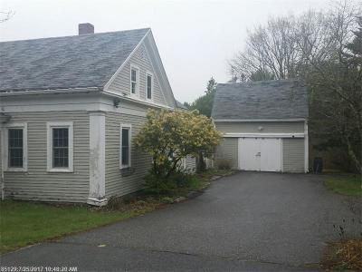 Sullivan Single Family Home For Sale: 2116 Us Route 1