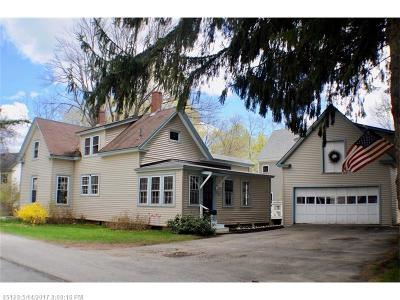 Kennebunk Single Family Home For Sale: 20 Bourne St