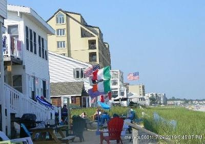 Old Orchard Beach Condo For Sale: 30 Wavelet St 4 #4