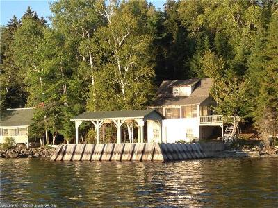 Single Family Home For Sale: 45 Bald Mountain Rd