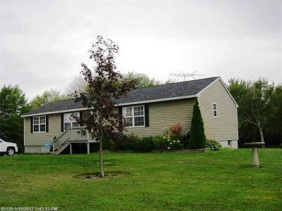 Winter Harbor Single Family Home For Sale: 107 Hillcrest Dr