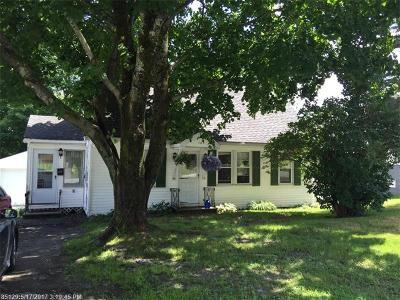Single Family Home For Sale: 16 Hillside Ave