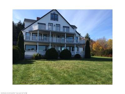 Gouldsboro Single Family Home For Sale: 165 Main St